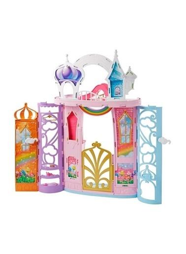 Barbie Barbie Dreamtopia Hayaller Ülkesi Şatosu FTV98 Renkli